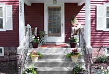 Front Porch Ideas / by Rebecca Gremmer
