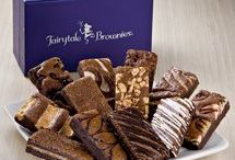 Classic Fairytale Gifts / Fairytale Brownies' gourmet brownie gifts include a luxurious assortment of mouthwatering flavors in three different sizes hand packed in our signature brown box with purple band, purple treasure box, or purple enchanted box.  Pure enchantment awaits!