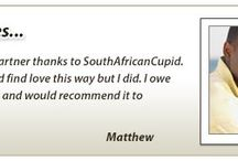 Success Stories / Inspirational love stories of those who have found their partners on SouthAfricanCupid.com