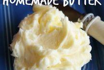 recipe / Butter