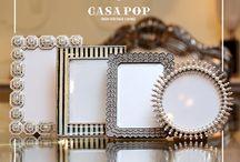 CasaPop Decor Accents Collection
