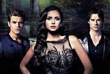 BITE ME!  / The Vampire Diaries ♦️ / by Elizabeth Barnes