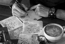 Coffe Writing