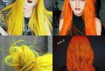 Fantasy Hair Colors