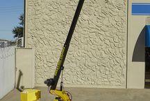 ladder crane
