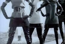 Retro-Futuristic Fashions