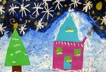Winter Card/Landscape ideas