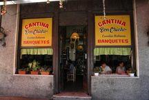 restaurantes, parrillas y casas de comida