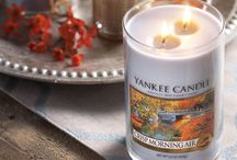 NEW Lush Fall Fragrances / Meet our new fragrances for the upcoming fall season  / by Yankee Candle: Scented Candles | Home & Car Air Fresheners, Fragrances & Decor