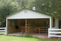 barn/house design