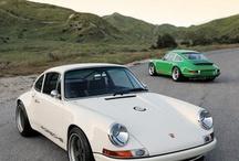 Porsche / by Tyson Butler
