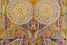 spiritual visionary sacramental art