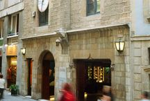 Stationary / Papelerías - Barcelona / by MUDiC ELISAVA