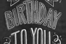 Birthday Plan Inspiration
