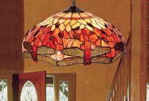 LAMPADE TIFFANY / Idee e proposte per decorare e illuminare la vostra casa con lampade in stile Tiffany. Top Home, il tuo negozio online di arredamento.
