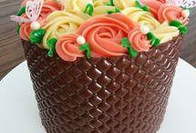 Bolo dressd cake