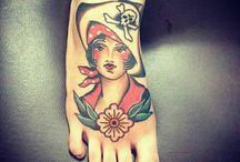 Tattoos / Lindas obras!