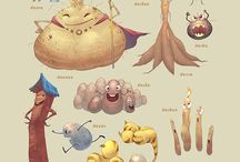 Creatures Toons