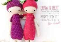 Crochet Lalylala