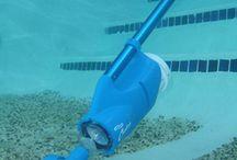 Pool stuff / Ting til swimmingpool og spa