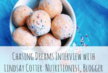 Chasing Dreams Interviews / I've interviewed a variety of entrepreneurs and small business owners who have chosen a different path in life in order to go after his or her dream career.