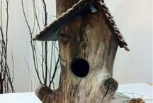деревяные скульптуры