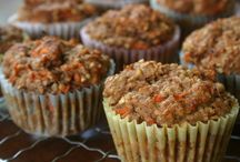 Carrot Banana Muffins / Delicious, moist, healthy muffins. Great for a snack. The carrots add a special touch. http://bestlifeblueprint.bizblueprint.com/healthy-recipies/carrot-banana-muffins