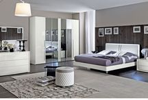 Modern European Style Dama Bianca Bedroom Set by Aurora / Looking for the modern bedroom furniture? Here at Choice Custom Home & Decor, we offer a wide collection of modern European style Dama Bianca bedroom set by Aurora at best prices.