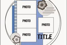 4 Photo Layouts / by Lissa Mitchell