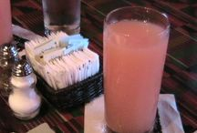 Drinks and Food / yums