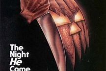 """Favorite Scary Movies / """"Was that the boogeyman?"""" / by Paul Michael Woodward"""