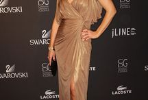Favorite Red Carpet- Yellow, Gold, Nude and Brown / by Suz G