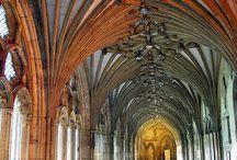 arquitetura goticas e afins