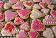Sugar Cookies / In celebration of Sugar Cookie Day, July 9th.