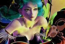 morrigan Aensland / Good not bad but bad is better.~ morrigan Ashland. That right this board is going be about morrigan Ashland. Anything with her you well here.