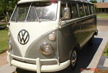 VW T1 campervan
