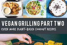 Vegan grilling / by Lindsay Sinclair