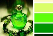 Color Palette Makeup & Beauty