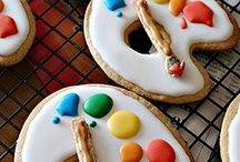 Cookie Decorating / by Christine Carter