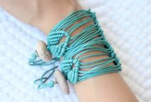 //ilepieces / handmade jewelry_pebble_colors_summer accesories_enjoy