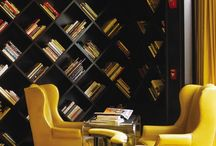 Library/drawing room