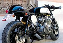 P&M Cafe Racer