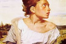 Eugene Delacroix / Romanticismo