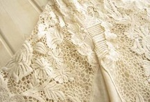 Chantilly Lace / There is nothing nicer than lace.