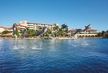 Dreams Resorts / Are your dreaming of the perfect resort for you and your family?  Upscale, great food, fabulous destinations?  Dream no more my friends, just book a vacation to a Dreams Resort with your friends at The Joy of Travel.
