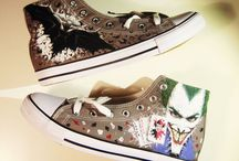 Handpainted Shoes / Handpainted shoes by Matita's Art