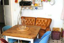 Muebles combinados