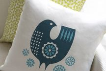 Scandinavian print & textiles