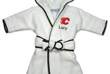 Calgary Flames Baby Gifts / Personalized Baby Gifts For Fans Of The Calgary Flames NHL Hockey Team
