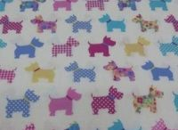 We Love Scottie Dogs / Our new range of scottie dog prints and accessories from Miss Pretty London